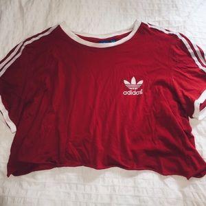 ADIDAS Crop Shirt